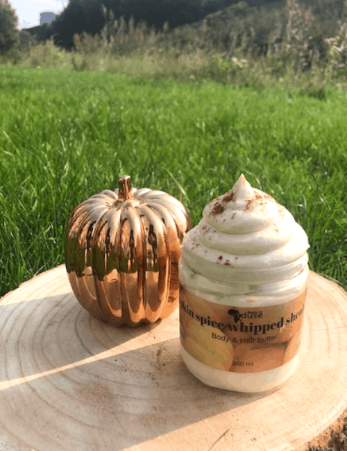 Pumpkin spice whipped sheabutter (limited edition)